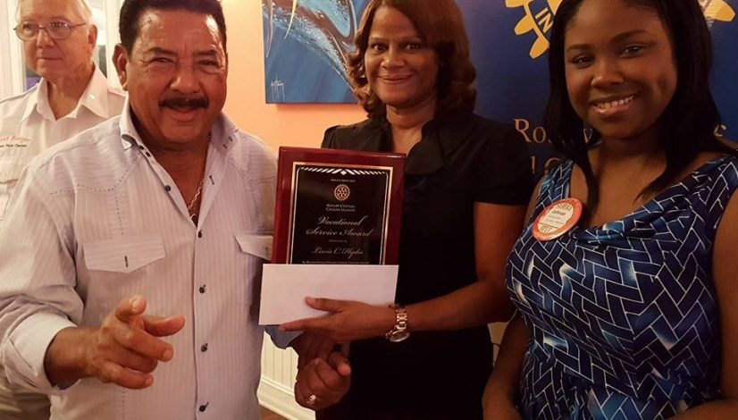 Vocational Service Award