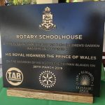 Rotary Schoolhouse opens as Children's Garden Grows