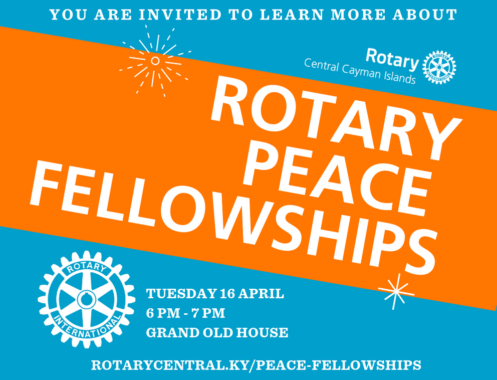 Rotary Peace Fellowship Compass