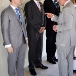Rotary Presidents Meet HRH