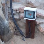 Solar Water Pumps for Namibian Farmers and Desert Elephants